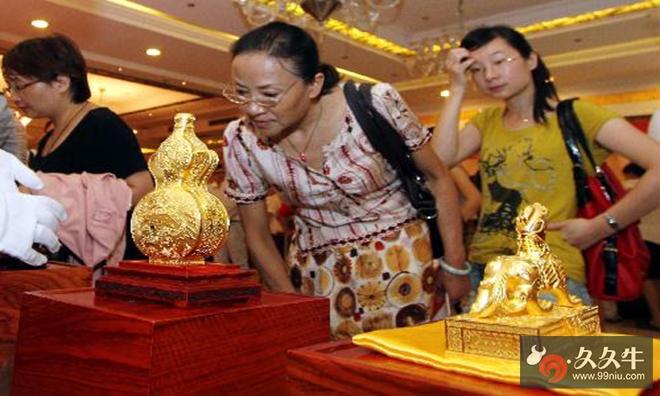 黄金市场深不可测