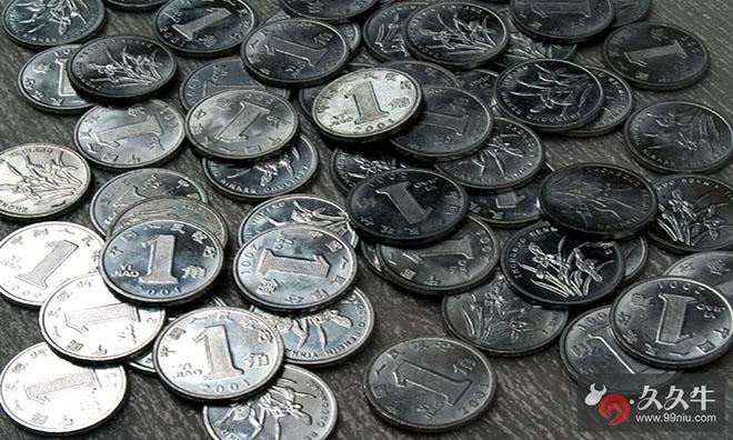 菊花图案1角硬币将退出流通