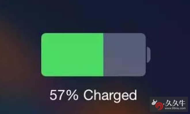 苹果6S电量剩一半却自动关机