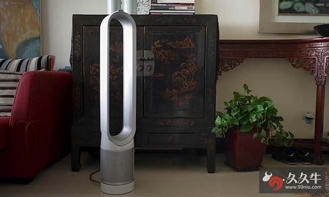 戴森风扇被指并非真正空气净化器