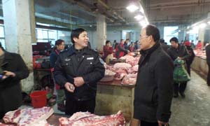 瘦肉精重现北京菜市场 摄入量大会导致中毒