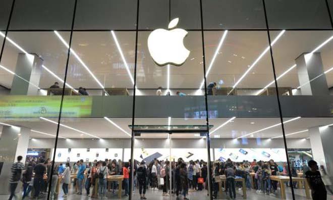 苹果促销搞停西单店 消费者为抢促销耳机厮打起来