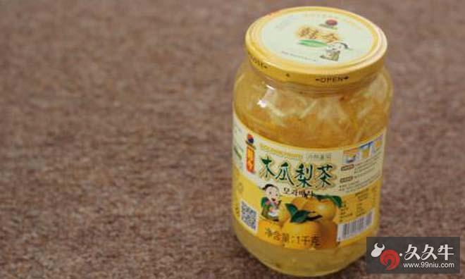 网购蜂蜜19元一罐
