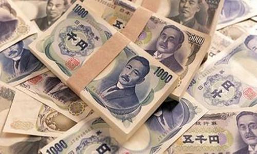 美元兑日元延续上涨   收出四连阳