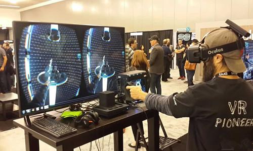 美国硅谷VR技术公司宣布完成D轮融资