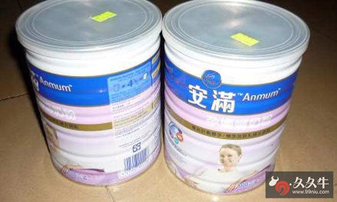 空奶粉罐能卖60元?