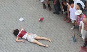 献血回家惨遭杀害 大好青年无辜丧命只得凶手一句砍错了