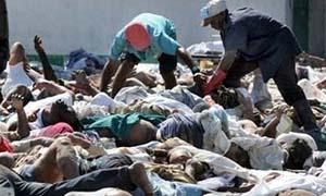 海地监狱如同地狱 遭环境压迫被日夜折磨溃不成人太凄惨