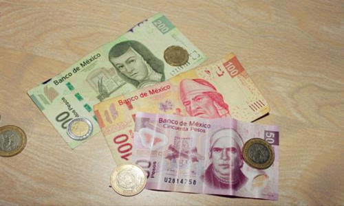 墨西哥比索出现一个月来最大涨幅