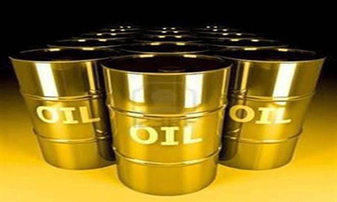 美国原油期货价格周一收盘小幅上涨