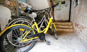 北京一男子盗5辆共享单车被公诉 偷共享单车藏屋中被举报