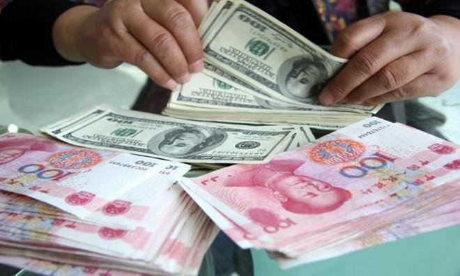 13日人民币对美元中间价上涨135点     创逾两周以来最大升幅