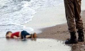 叙男童偷渡溺亡 摄影师拍出男童俯卧死亡照片震惊世界
