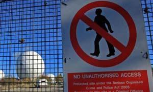 曼威斯山英国皇家空军基地 最神秘禁地榜首令人叹为观止