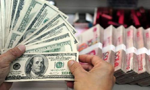 离岸人民币兑美元由跌转涨     刷新日高至6.8788