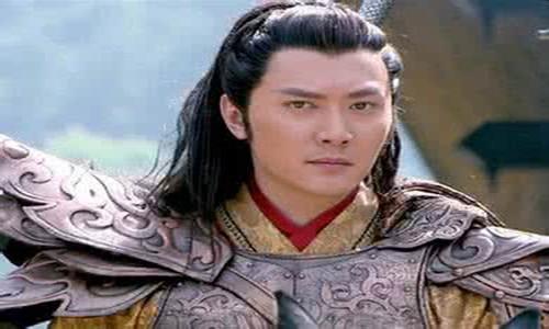 兰陵王高长恭作为中国古代四大美男之一        脱了面具究竟是何样?