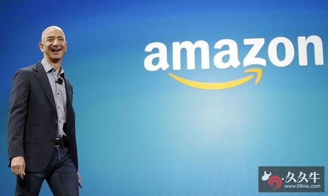 亚马逊CEO贝佐斯