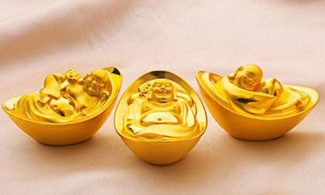 黄金被视为对冲通胀工具       不用空坐等死