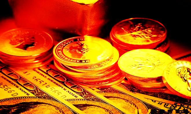 美国数据表现强劲      打压金价下滑