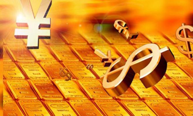 现货黄金触及1289美元       美联储加息打压美元指数回落