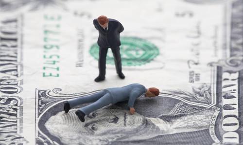 垃圾桶里藏着的引发金融危机的秘密