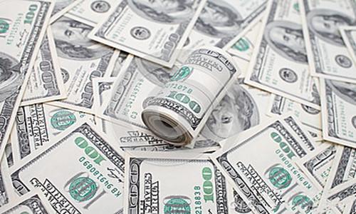 受美国经济数据影响      美元指数小幅走低