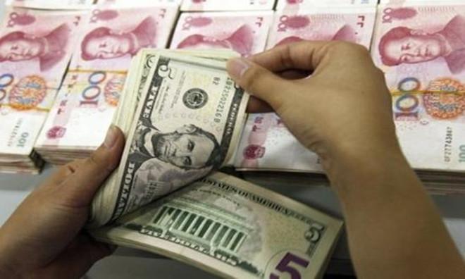 人民币汇率在6.65附近形成强支撑     汇率重返一年前水平