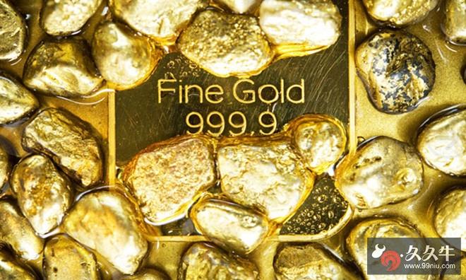 黄金期货价格突破重重关卡