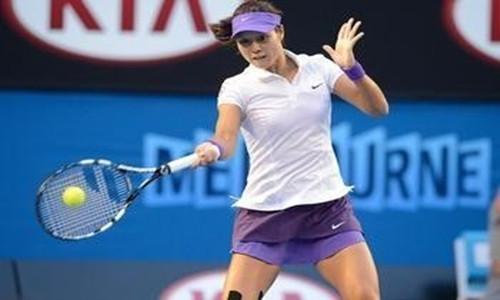 网球运动员李娜      她老公曾是她专职教练