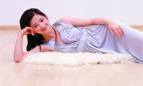 梅婷19岁第一次出演电视剧      产后瘦身惊艳登上了热搜