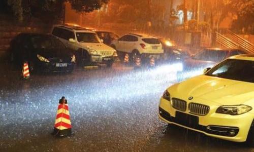 江南华南遇降雨周      当地民众苦不堪言