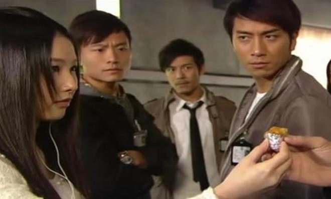 法证先锋3天眼少女      又是一部新的TVB热剧