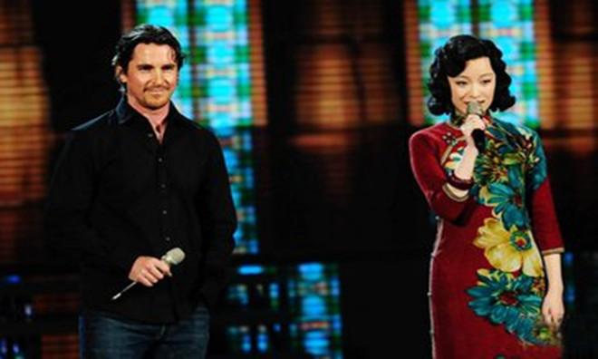 《金陵十三钗》玉墨扮演者倪妮      因这部剧成为大众女神