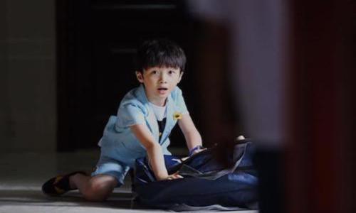 童星石悦安鑫曾获最佳上镜奖      他的父母是谁?