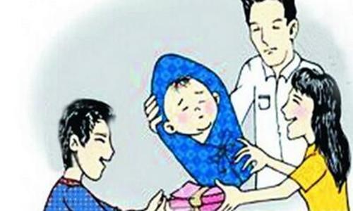 普田父亲卖亲生女        部分家庭存在重男轻女观念