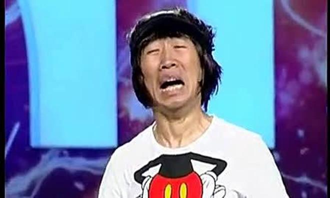 表情帝杨迪,他真的是用生命在表演和搞笑