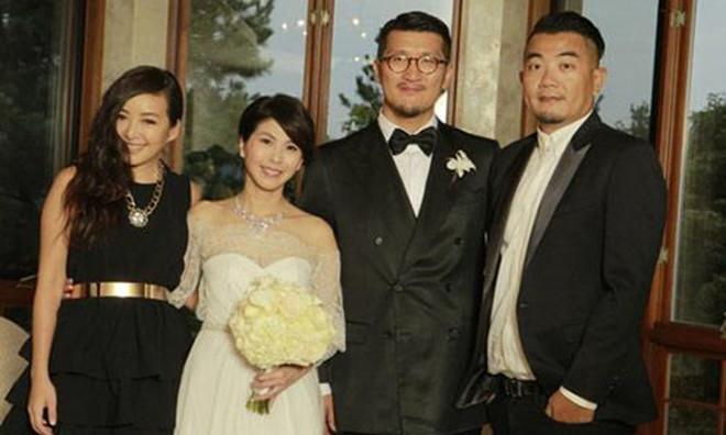 许茹芸嫁韩籍老公 女神真是事业爱情双丰收啊