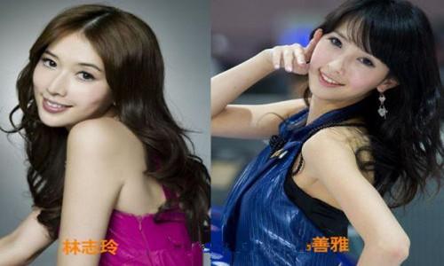 韩国美女申善雅大量美照曝光      人气增长慢慢加快