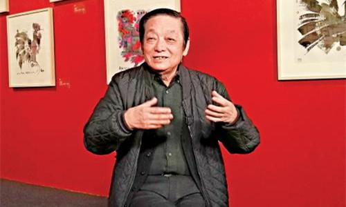 韩美林历任妻子三段婚姻     这位艺术家情路多舛