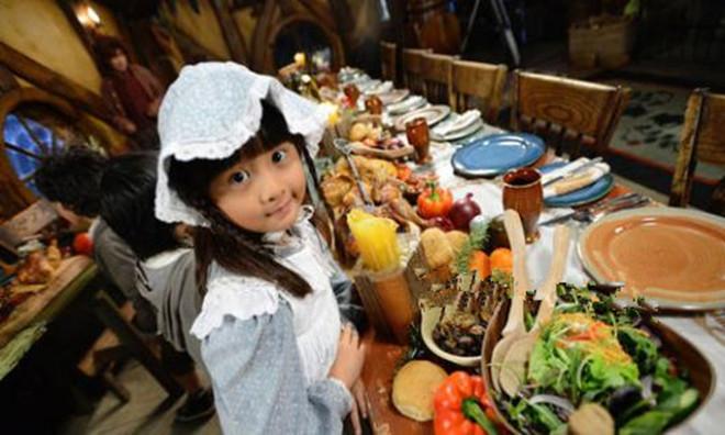 黄磊女儿多多几岁     长大后肯定是个美人胚子