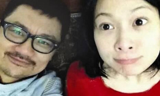 刘若英的是老公钟小江吗?    钟小江个人资料曝光